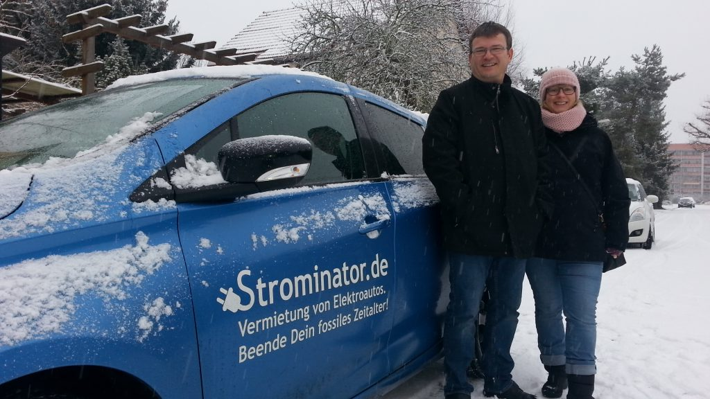 Strominator Renault ZOE Fam. Loh