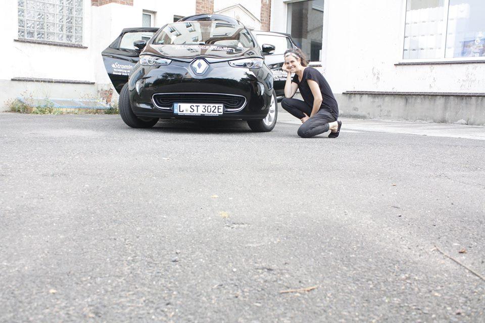 Strominator Renault Zoe Heldenküche