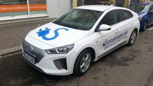 Hyundai Ioniq Elekto Strominator