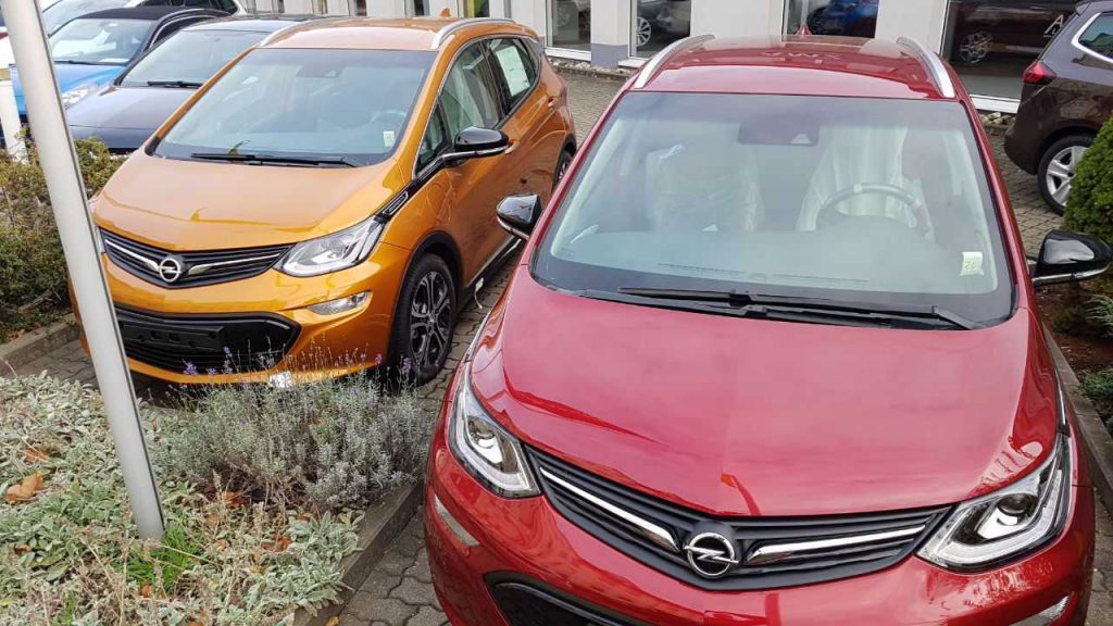 Bei Strominator findest Du auch Phantom-Autos wie den Opel Ampera-e