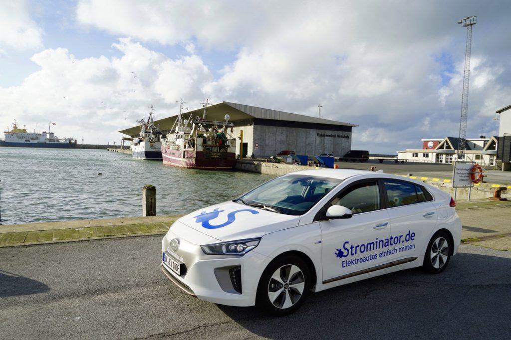 Mit dem Hyundai IONIQ volllelektrisch nach Norwegen