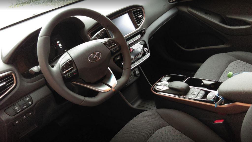 Hyundai Ioniq Innenraum