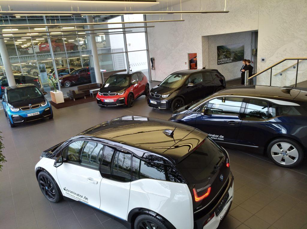 Elektroauto-Vermietung Strominator nimmt fünf BMW i3s in den Fuhrpark auf