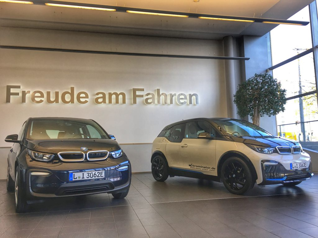 bmw i3s test driver f r eine woche gesucht elektroautos. Black Bedroom Furniture Sets. Home Design Ideas