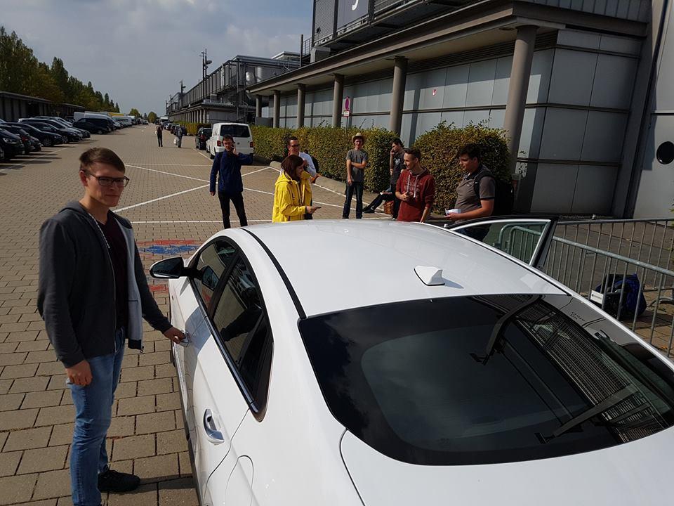 Strominator auf efa in Leipzig Probefahrten Test Drives