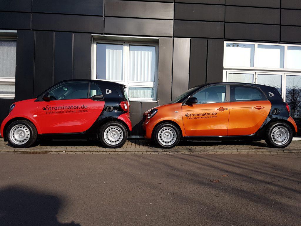 Smarts Rot Orange