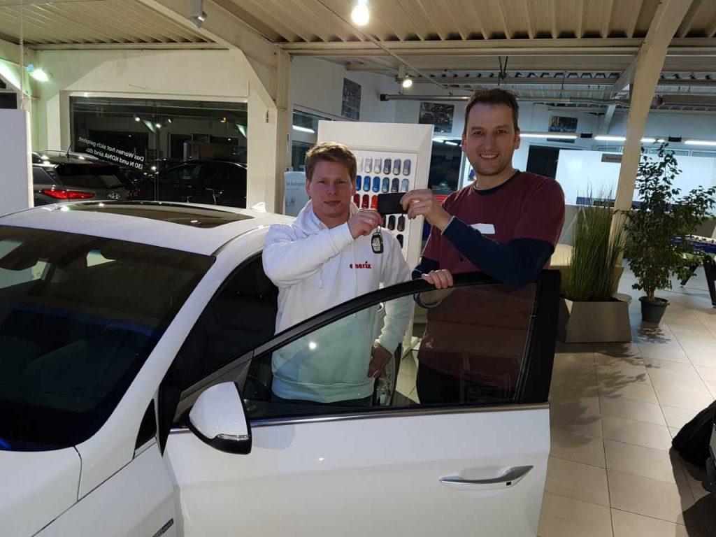 Enerix Elektroauto Test