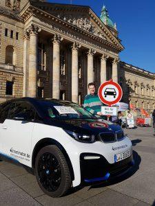 Dieselfahrverbote vor Bundesverwaltungsgericht