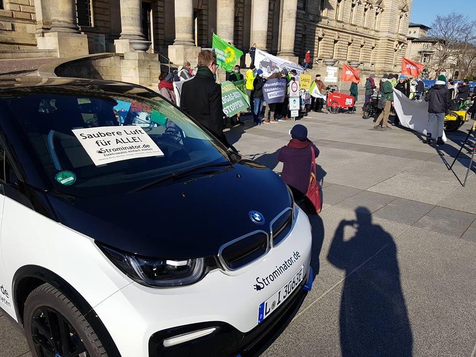 nextmove Dieselfahrverbote vor Bundesverwaltungsgericht Saubere Luft für ALLE