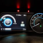 nextmove Nissan LEAF 2 Innen Display