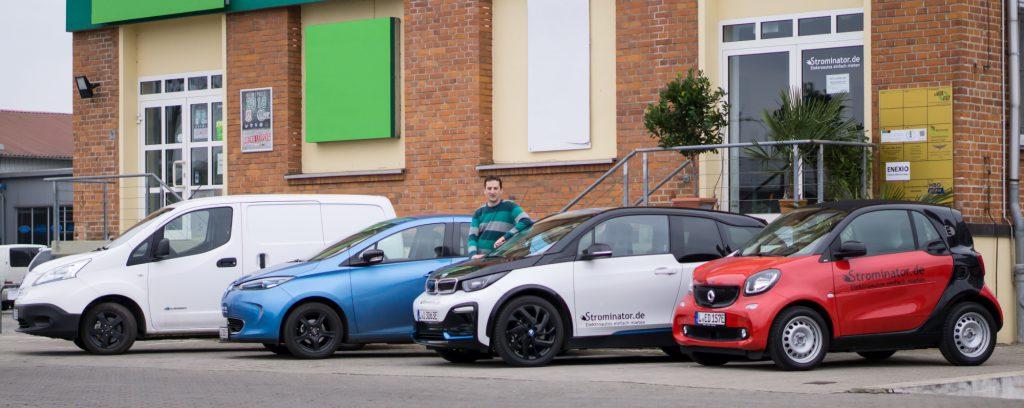 Smart EQ und Renault ZOE: ab 399 € monatlich mieten