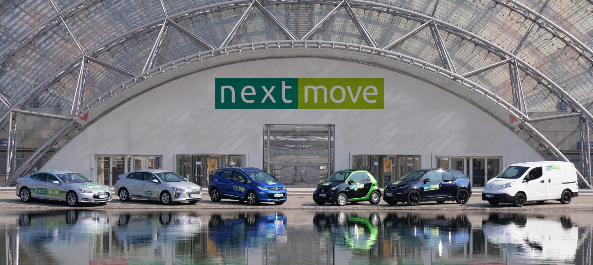 Elektroautos im Abo und E-Auto mieten mit Deutschlands führender Elektroauto-Vermietung nextmove
