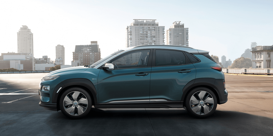 hyundai kona elektro miete teste das elektro suv bei. Black Bedroom Furniture Sets. Home Design Ideas