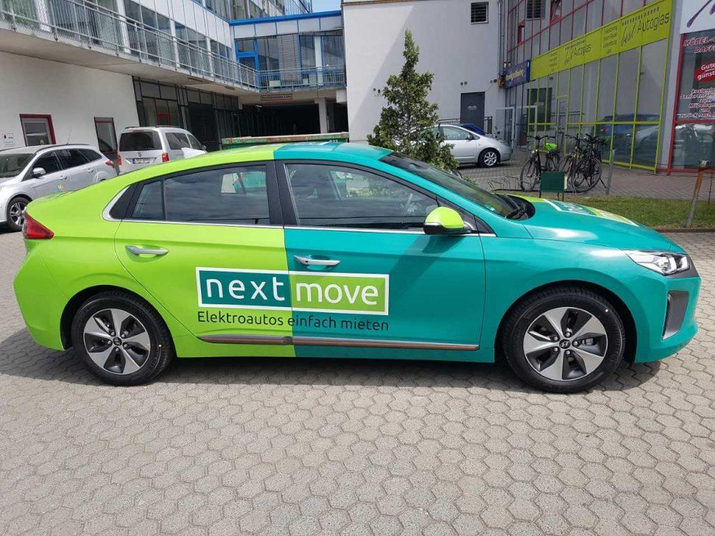 Das Elektroauto Hyundai IONIQ gilt als Tesla-Killer