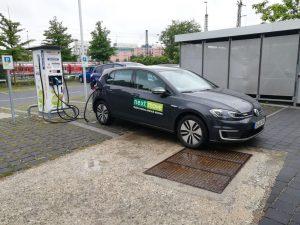 nextmove VW e-Golf mieten