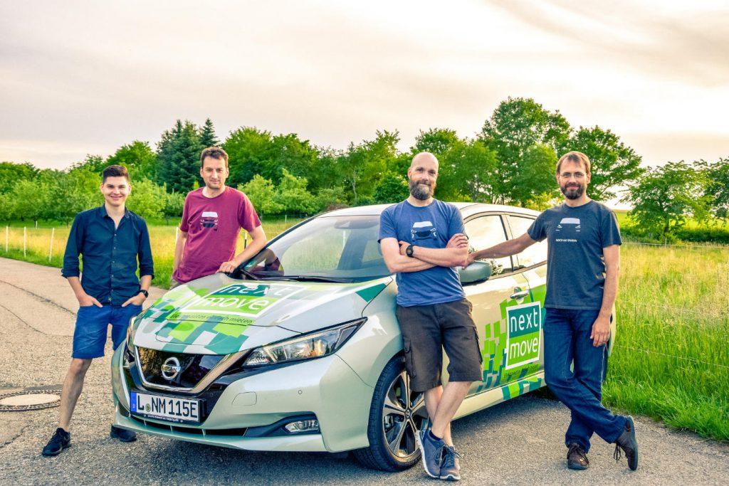 Cleanelectric Podcast Elektroautovermieter nextmove 2018
