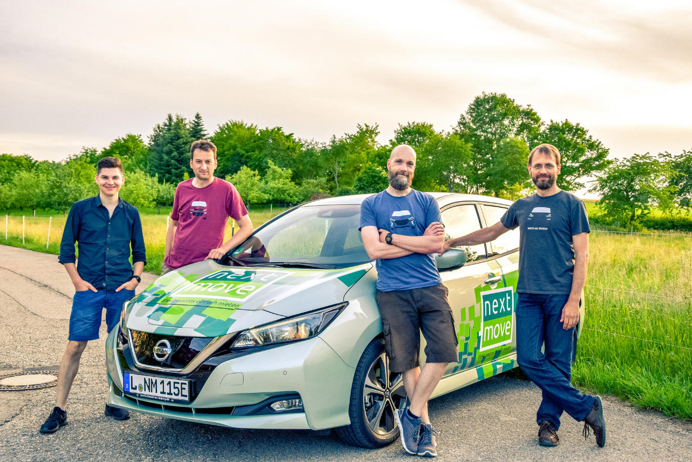 www.nextmove.de Cleanelectric PodCast Elektroautovermieter nextmove 2018