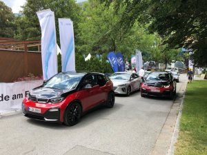 BMW i3 und Ioniq für Probefahrten