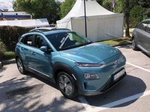 Hyundai Kona Premiere Österreich