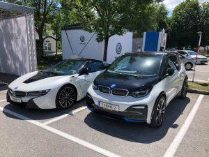 IONICA - BMW i3 und i8 www.nextmove.de