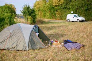 nextmove Nissan eNV200 DC camping