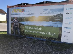 nextmove eRUDA Wildpoldsried Energiedorf Speicher Batterie Smart Energy Village www.nextmove.de