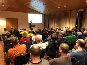 nextmove eRUDA Vortrag Laurin Hahn SonoMotors Sion Nachhaltigkeitsstrategie www.nextmove.de