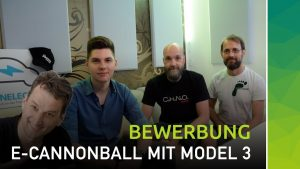 nextmove E-Cannonball 2018 mit Cleanelectric