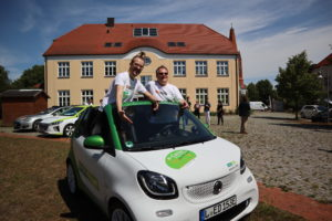 nextmove Smart EQ Cabrio eCoso Berlin Usedom www.nextmove.de