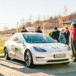 nextmove e-Cannonball Tesla Model 3 Cleanelectric Ove Kröger