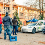 nextmove e-Cannonball Tesla Model 3 Cleanelectric Stefan Moeller
