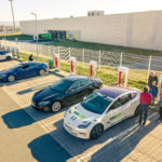 nextmove e-Cannonball Tesla Model 3 Cleanelectric Supercharging