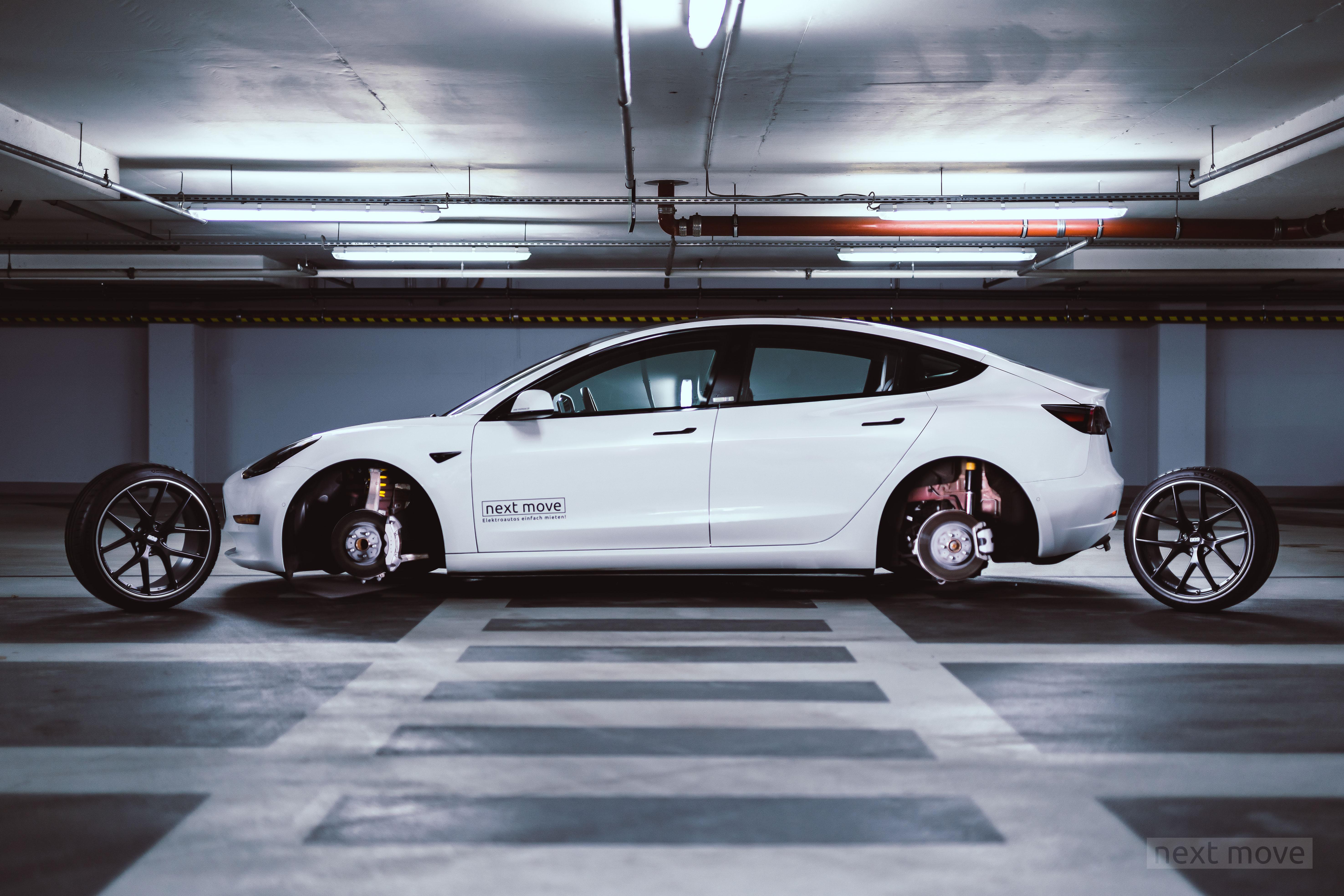 Tesla Model 3 mieten oder kaufen bei nextmove