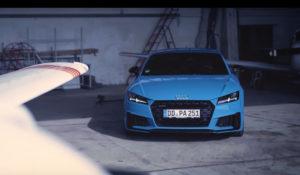 nextmove Drag Race - Audi TT 45 TFSI