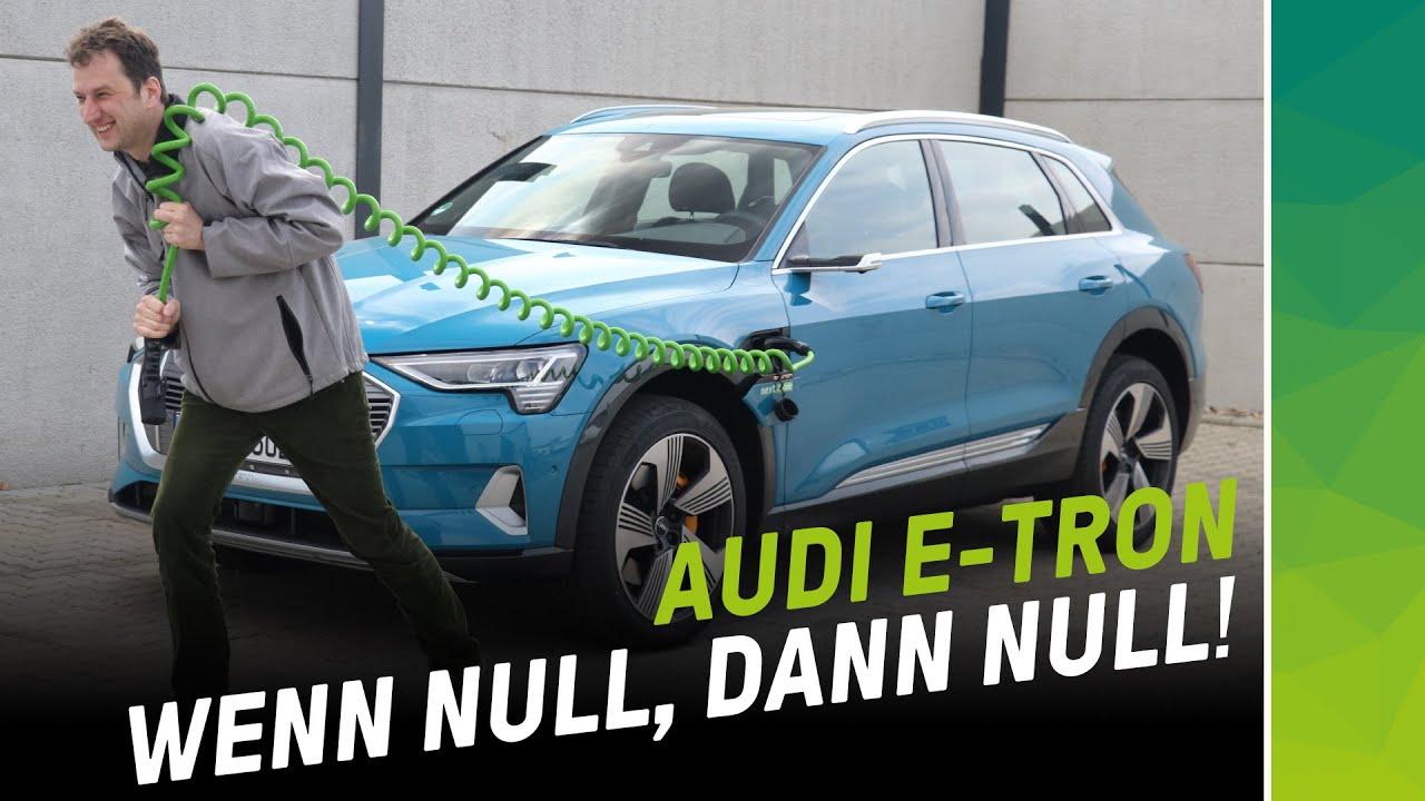 Audi e-tron leer gefahren nextmove