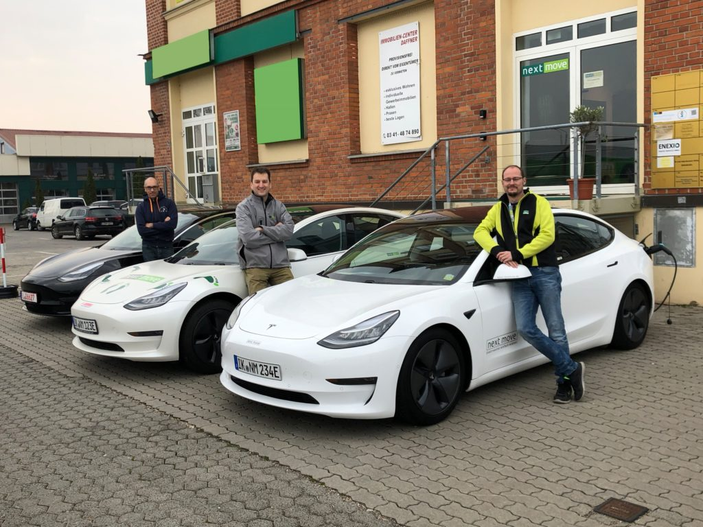 Aero Felgen von Tesla reduzieren Verbrauch um drei Prozent