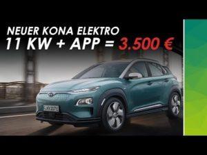 nextmove Hyundai Kona Preiserhöhung - Video-Teaser