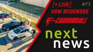 nextmove e-cannonball 2019