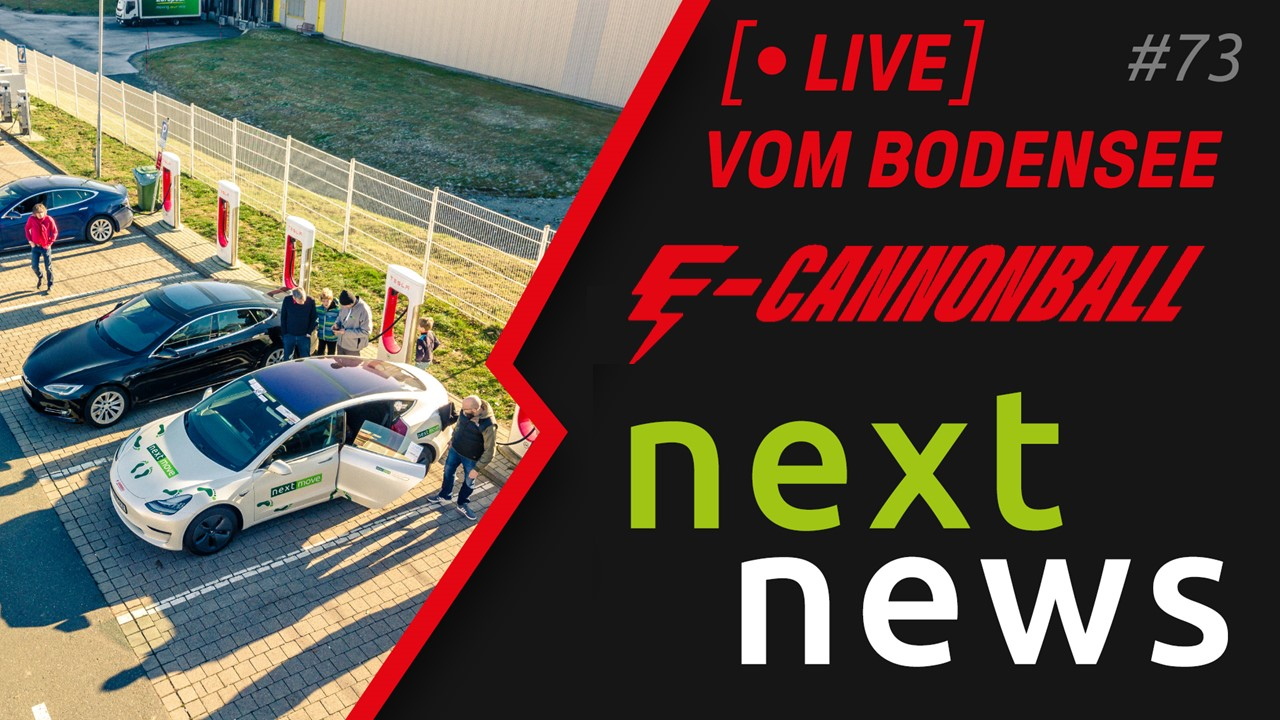 nextmove e-cannonball 2019