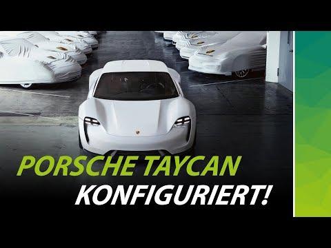 nextmove Porsche Taycan Konfigurator