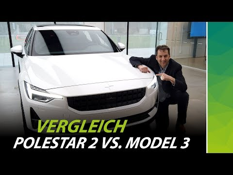 Polestar 2 Test Video