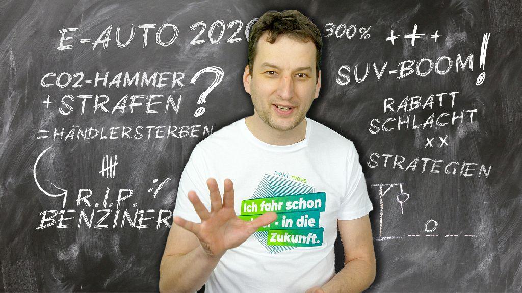 Flottenverbrauch CO2-Emissionen E-Auto Stefan Moeller nextmove