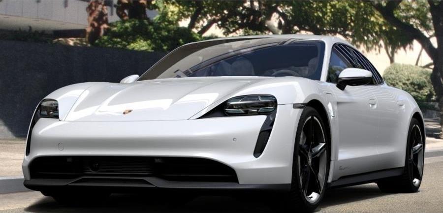 Porsche Taycan Turbo bei nextmove mieten