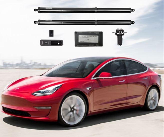 Kit für automatische Kofferräume beim Tesla Model 3