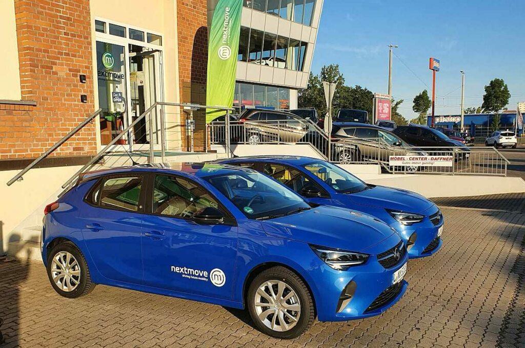 Opel Corsa-e nextmove-Fuhrpark Elektroauto