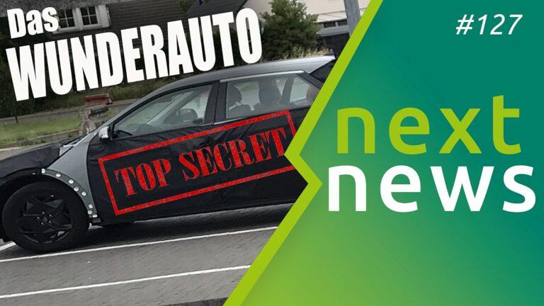 Bringt Hyundai das Wunderauto auf den Markt - nextnews #127