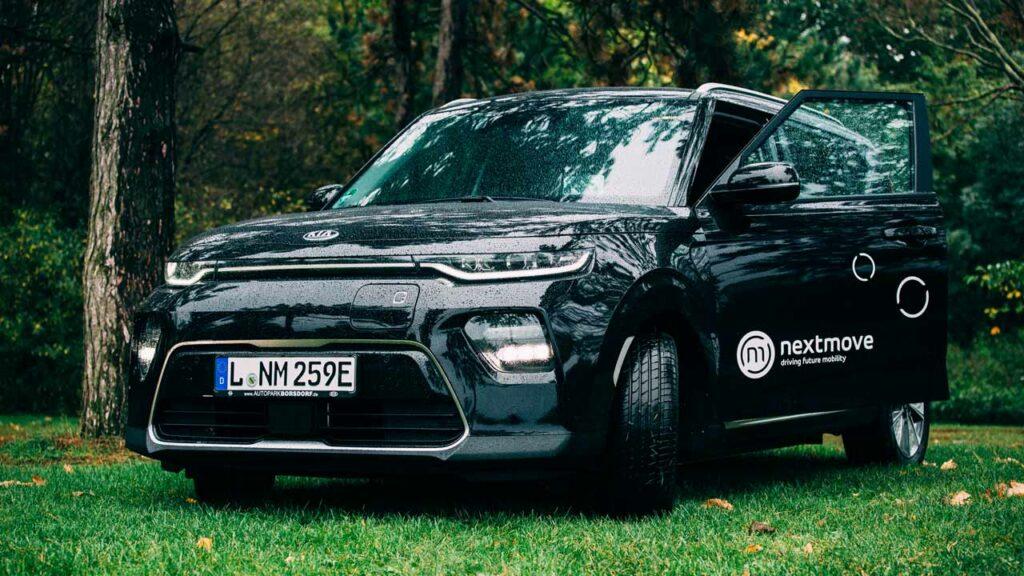 nextmove Kia eSoul Elektroauto in Leipzig