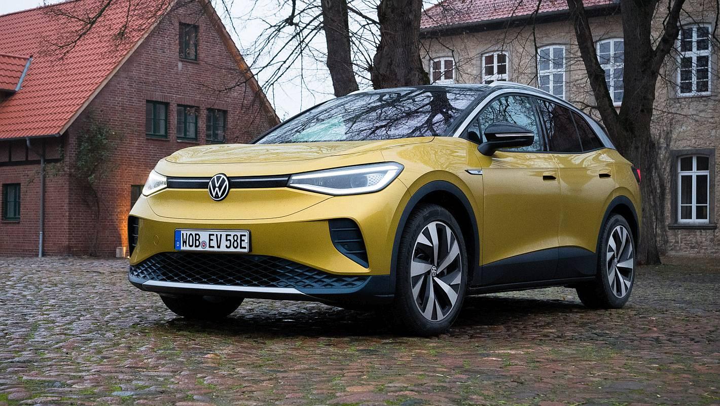 VW ID.4 bei nextmove mieten