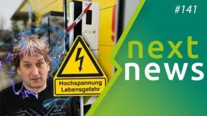 Hochspannung an der Ladesäule - nextnews #141