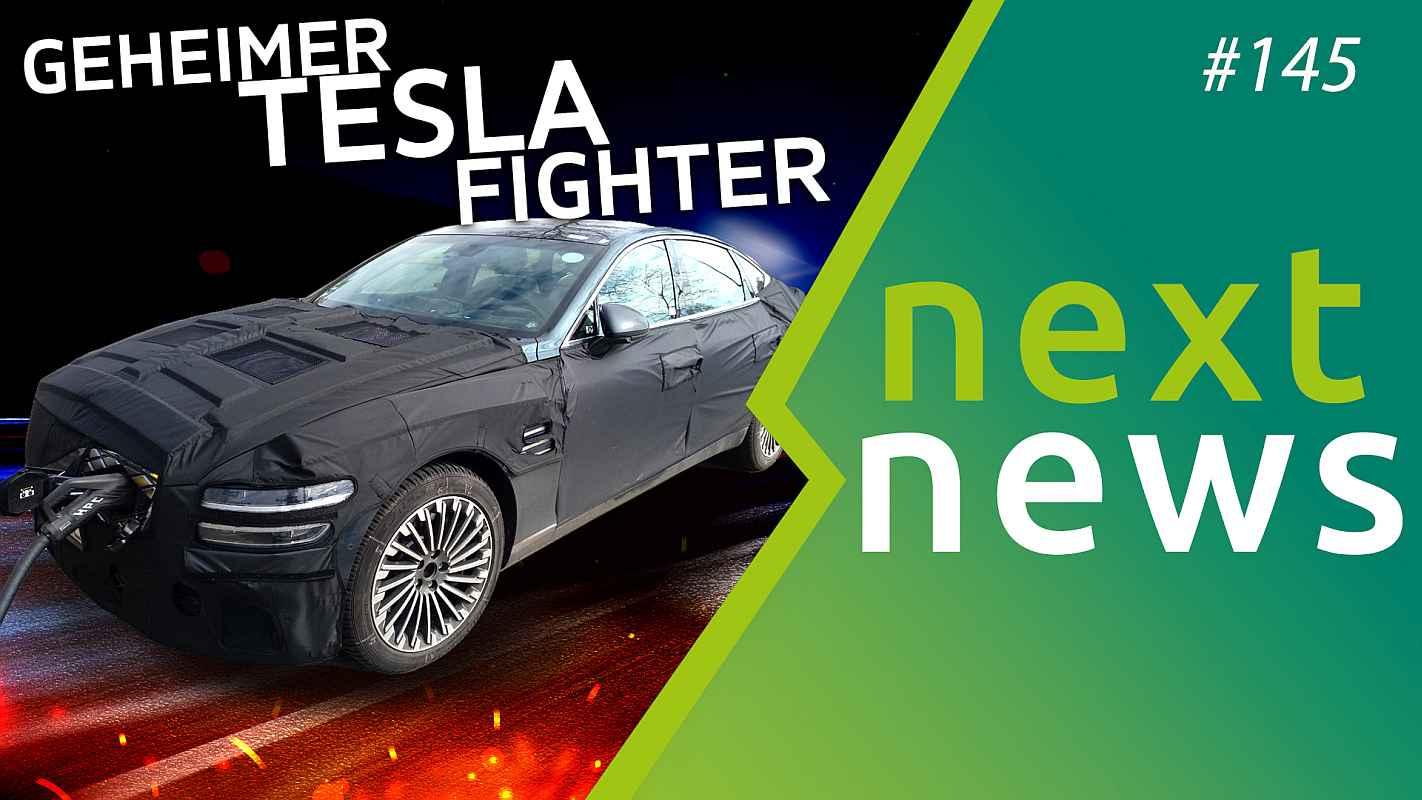 Geheimer Tesla-Fighter von Genesis